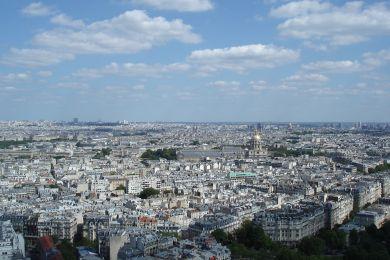 Widok-Paryz